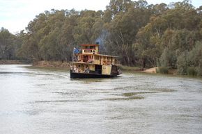 Emmylou Paddle Steamer - Accommodation Bookings