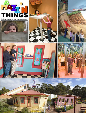 A Maze 'N Things - Accommodation Bookings