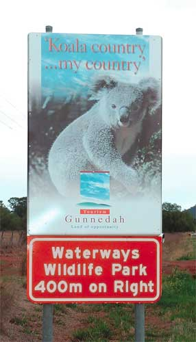 Waterways Wildlife Park - Accommodation Bookings