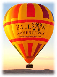 Balloon Adventures Barossa Valley - Accommodation Bookings