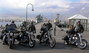 Harley Rides Melbourne - Accommodation Bookings