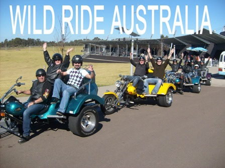 A Wild Ride - Accommodation Bookings