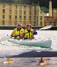 Blackaby's Sea Kayaks and Tours - Accommodation Bookings