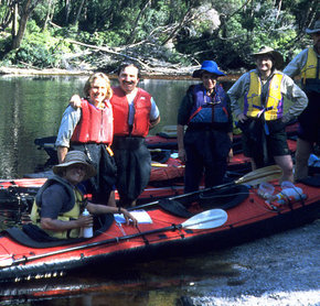 Roaring 40s Kayaking - Accommodation Bookings