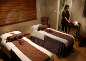 Hidden Valley Eco Spa Lodges & Day Spas - Accommodation Bookings