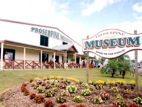 Proserpine Historical Museum - Accommodation Bookings