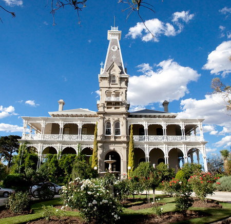 Rupertswood Mansion - Accommodation Bookings