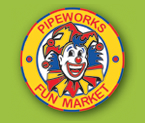 Pipeworks Fun Market - Accommodation Bookings