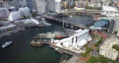 The Australian National Maritime Museum - Accommodation Bookings