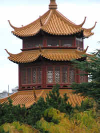 Chinese Garden of Friendship - Accommodation Bookings