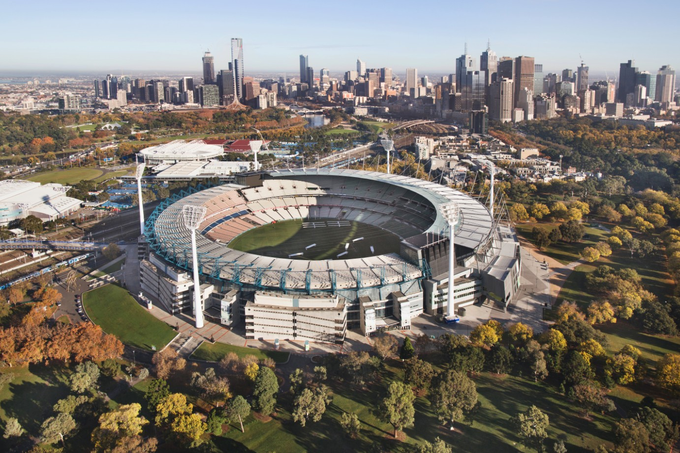 Melbourne Cricket Ground - Accommodation Bookings