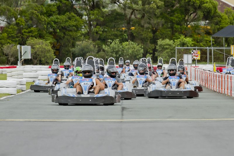 Kingston Park Raceway Go Karting - Accommodation Bookings