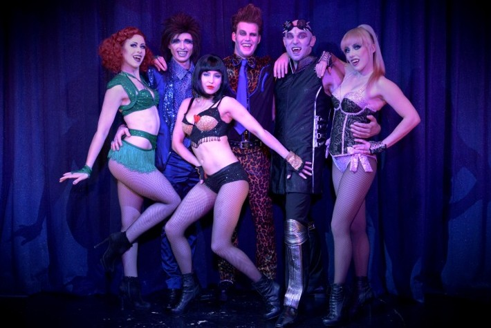 Draculas Cabaret Restaurant - Accommodation Bookings