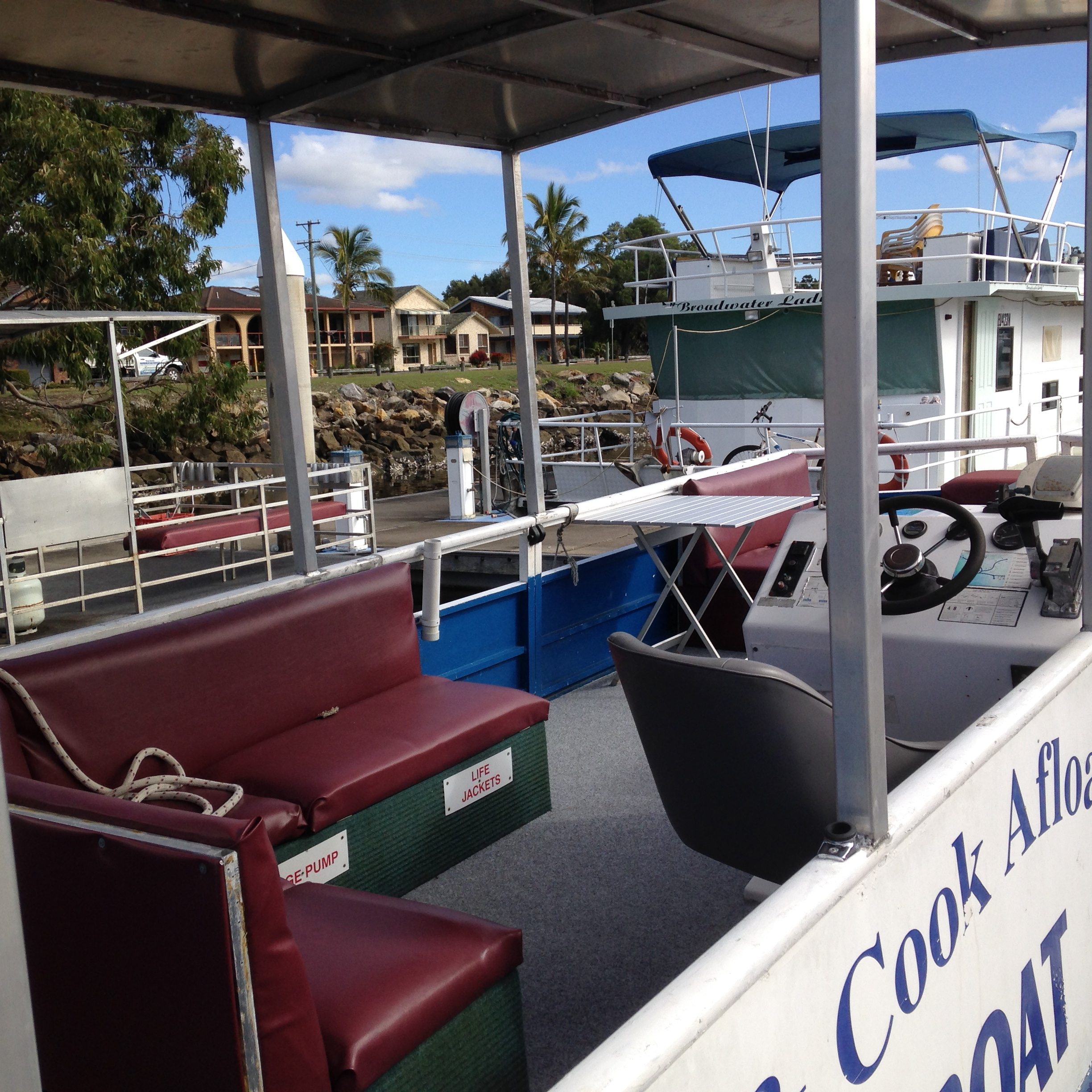 Clarence River BBQ Boats - Accommodation Bookings