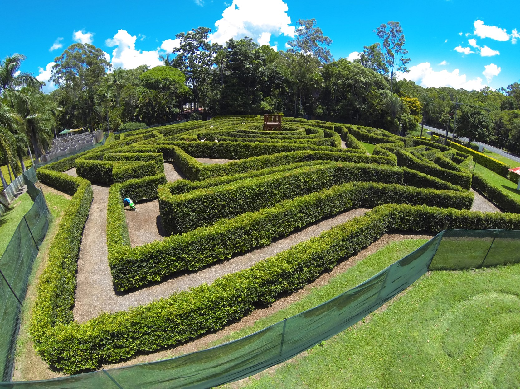 Bellingham Maze - Accommodation Bookings