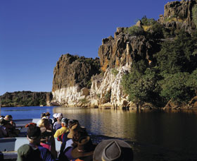 Geikie Gorge National Park - Accommodation Bookings