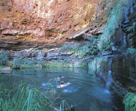 Dales Gorge and Circular Pool - Accommodation Bookings