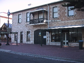 Beachport Old Wool And Grain Store Museum - Accommodation Bookings