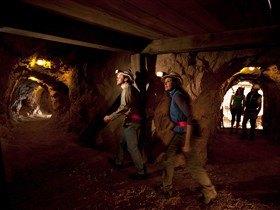 Heritage Blinman Mine Tours - Accommodation Bookings