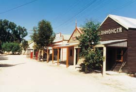 Old Tailem Town Pioneer Village - Accommodation Bookings