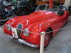 Goolwa Motor Museum - Accommodation Bookings