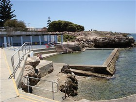 Edithburgh Tidal Pool - Accommodation Bookings