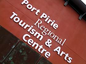 Port Pirie Regional Tourism And Arts Centre - Accommodation Bookings