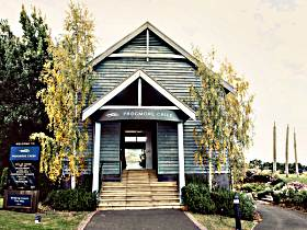 Frogmore Creek Wines - Accommodation Bookings