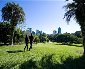 City Botanic Gardens - Accommodation Bookings