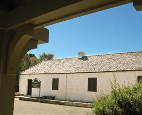 St John's Schoolhouse Museum - Accommodation Bookings