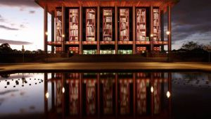 National Library of Australia - Accommodation Bookings