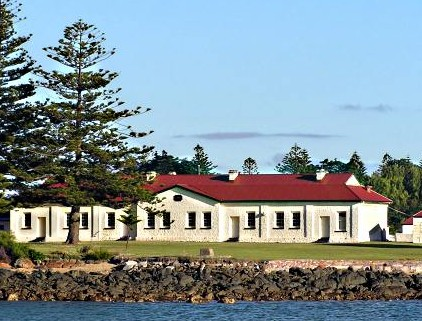 Pilot Station and Maritime Museum - Accommodation Bookings