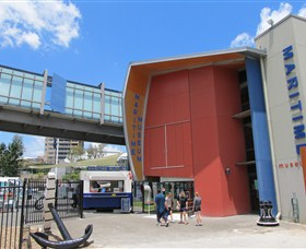 Queensland Maritime Museum - Accommodation Bookings