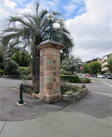 Newstead Park Memorials - Accommodation Bookings