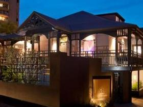 The Balfour Dining Room Spicers Balfour Hotel - Accommodation Bookings