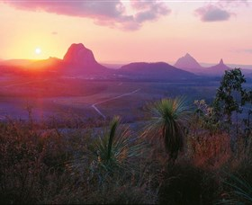 Glass House Mountains National Park - Accommodation Bookings