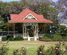 Gympie Memorial Park - Accommodation Bookings