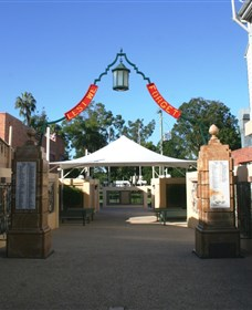 Gympie and Widgee War Memorial Gates - Accommodation Bookings