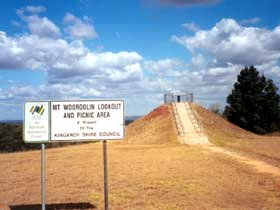 Mount Wooroolin - Accommodation Bookings