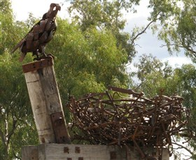 Blackall Sculpture Trail - Accommodation Bookings
