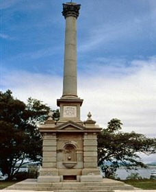 Cooktown War Memorial - Accommodation Bookings