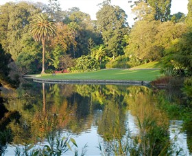 Royal Botanic Gardens Melbourne - Accommodation Bookings