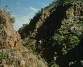 Werribee Gorge State Park - Accommodation Bookings