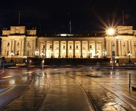 Parliament of Victoria - Accommodation Bookings