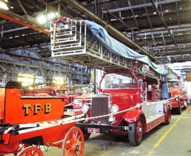 Fire Services Museum of Victoria - Accommodation Bookings