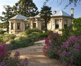 Buda Historic Home  Garden - Accommodation Bookings