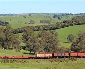 South Gippsland Tourist Railway - Accommodation Bookings
