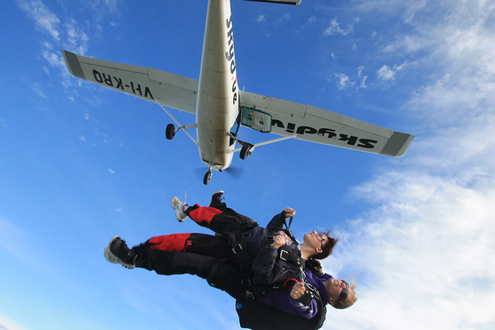 Australian Skydive - Accommodation Bookings