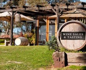 Saint Regis Winery Food  Wine Bar - Accommodation Bookings