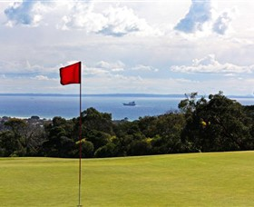 Rosebud Park Golf Course - Accommodation Bookings